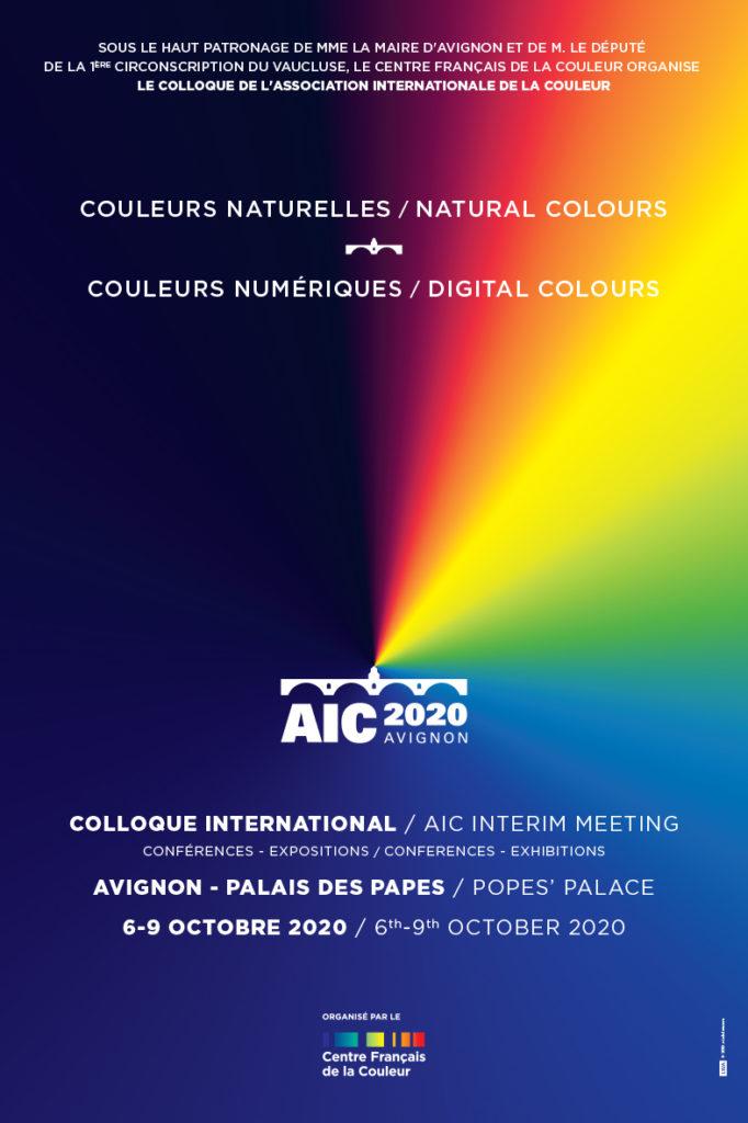 Affiche AIC2020