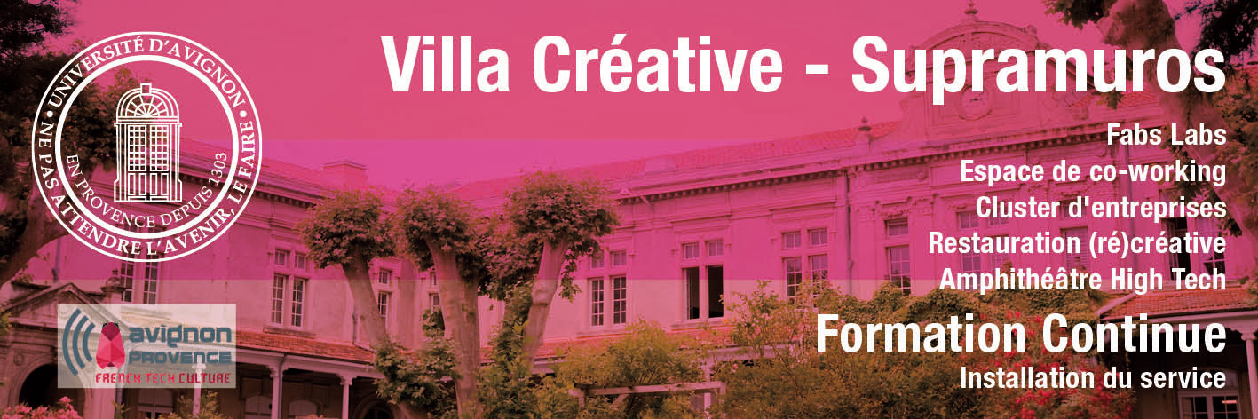 villa créative living lab